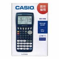 CASIO卡西欧FX-9750GII图形编程测量计算器 SAT/AP考试机(加送数据线+备用电池+测量资料)