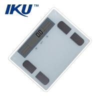 【清仓 顺丰包邮】IKU 智能电子体重秤 家用电子称 精准人体体重电池电子电子秤 BD811