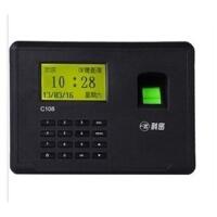 新品上市 科密C108 指纹考勤机 黑白液晶屏 usb通讯 一键查询