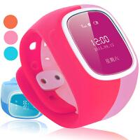 儿童智能定位电话手表手机插卡通话GPS定位苹果安卓手环防水学生