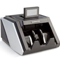 齐心点钞机JBYD-2888C C类全智能语音银行财务小型验钞机
