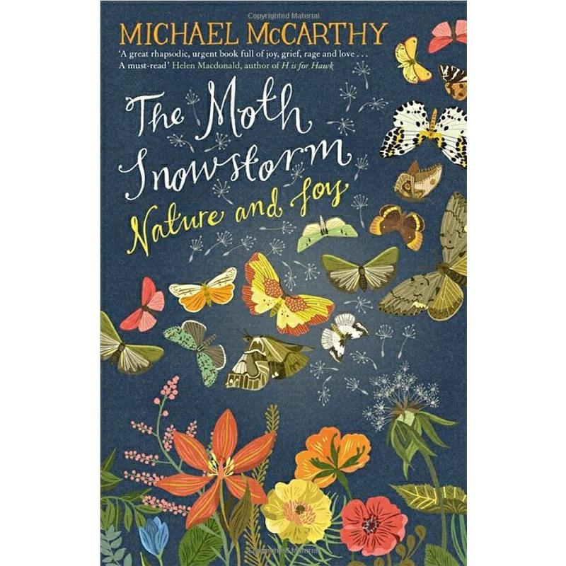 《蛾的暴风雪:大自然和喜悦 英文原版 The Mot