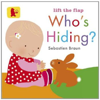 Who's Hiding? Board Book    ISBN:9781406331516