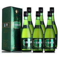 【酒界网】汾酒  45度  竹叶青 475ml * 6瓶