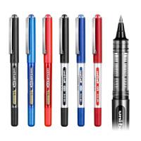 三菱uni-ball直注式水笔走珠笔UB-150中性笔0.5/0.38mm 签字笔