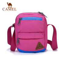 camel骆驼童装 儿童包男童女童时尚斜挎包耐磨防刮抗撕裂