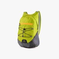 当当优品 户外旅行便携防水可折叠双肩背包 徒步登山包皮肤包 绿色