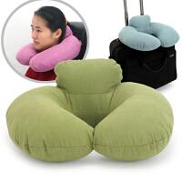 【包邮】爱优活u型枕头护颈枕飞机汽车旅行枕护办公室午睡U型枕U型枕