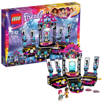 [当当自营]LEGO 乐高 Friends女孩系列 大歌星演出舞台 积木拼插儿童益智玩具 41105