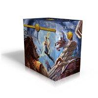 波西杰克逊【现货】英文原版童书 Heroes of Olympus 精装 Boxed Set,奥林巴斯英雄 套装
