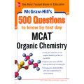 MH'S 500 MCAT ORGANIC CHEMISTRY QUESTION
