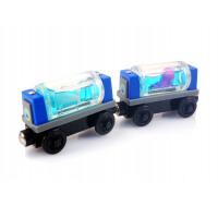 Thomas&Friends 托马斯和朋友 车厢配件系列 非常木制火车世界 水族馆车厢LC99160玩具 生日节日礼物礼品 清仓处理 外包装破损 产品完好