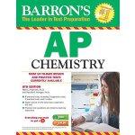 巴朗AP化学第八版英文原版Barron's AP Chemistry 8th Editi