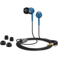 【全国大部分地区包邮哦!!】森海塞尔 CX215耳机(CX200 的升级版)强劲低音驱动立体声 森海塞尔入耳式耳机 贴合手指的耳塞体设计,便于调整且