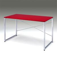 【品牌直供】日本SANWA 桌子 台湾制造 100-DESK039R 高级光感办公桌 简单高档 电脑桌 纯色