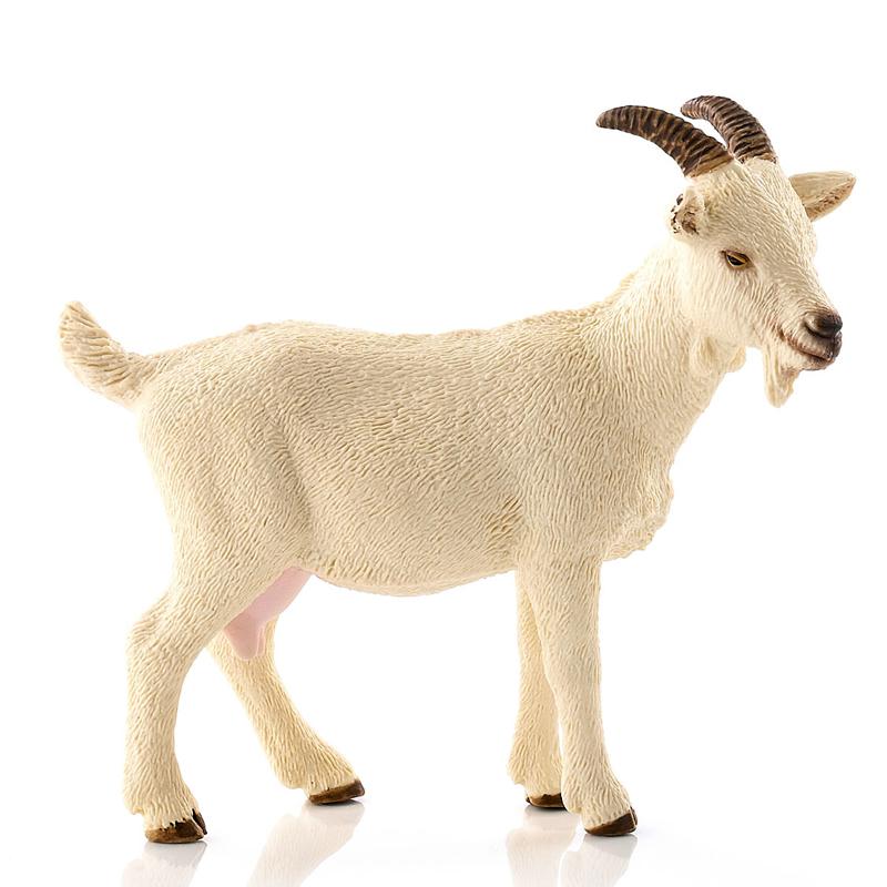 正版德国思乐schleich仿真动物羊模型13719家养山羊