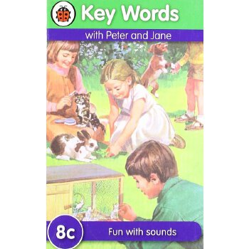 Key Words with Peter and Jane 8C Fun with Sounds    ISBN:9781409301318