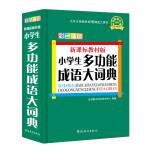 新课标教材版小学生多功能成语大词典(彩色插图版)