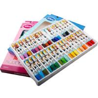 迪斯尼真彩12-18-24-36色油画棒米奇儿童无毒环保绘画蜡笔彩色笔