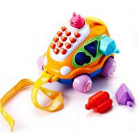 [当当自营]Auby 澳贝 启智系列 汽车电话 婴儿玩具 463404