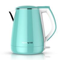 【当当自营】九阳电热水壶 K15-F626  不锈钢 热水壶 烧水壶 电水壶 水壶 开水壶 开水煲