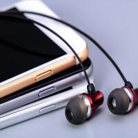 沃品EM603重低音手机耳机 入耳式手机专用线控带麦 小米苹果通用
