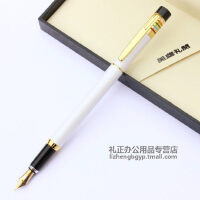 HERO英雄905白/蓝/粉色钢笔,高档公司礼品墨水笔0.5