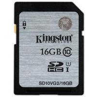 金士顿 16G SD SDHC 存储卡 class10 高速卡 放心购买,售后无忧!