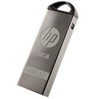 惠普(HP) X720w 32G 银色迷幻 3.0 32GB U盘 银色金属外观 无盖设计 推荐 优盘