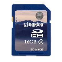金士顿 16G SD SDHC 存储卡 Class4 相机存储卡