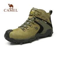 camel骆驼 户外登山鞋 秋冬新款男士防水耐磨徒步登山鞋