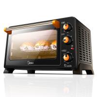 【当当自营】Midea美的 电烤箱 MG25NF-AD 二代 25L 家用 多功能烘焙 3D恒温加热