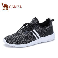 camel骆驼男鞋 运动休闲鞋男户外跑步鞋潮流男鞋