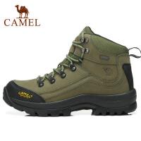 CAMEL骆驼 男鞋 户外高帮越野鞋 秋冬新品 男款登山鞋