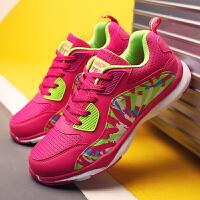 99元三件  领舞者运动鞋透气旅游鞋休闲慢跑鞋 女款跑步鞋