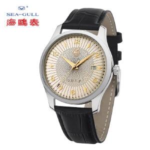 Seagull 海鸥复刻自动机械表 新款手表 五一经典复古男表D51A