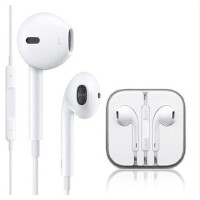 Apple苹果  原装入耳式 耳机 简装 适用iphone5/iphone5S/6/6p iphone5C等设备