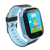 时尚智能语音插卡通话儿童运动表历史轨迹定位电子手表  可礼品卡支付