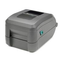 支持打印当当网COD快递面单 追溯码 斑马ZEBRA GT820 条码打印机 标签打印机 热转印/热敏 GT800升级版