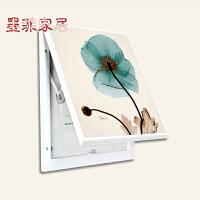 墨菲 电表箱配电箱遮挡画随意停 客厅餐厅壁画餐厅竖版挂画装饰画