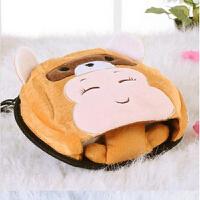 伊品堂 可爱卡通USB发热保暖鼠标垫 可爱卡通可粘式防滑鼠标垫 暖手宝