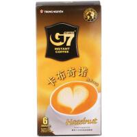 [当当自营] 越南进口 中原G7 卡布奇诺咖啡榛子味 108g