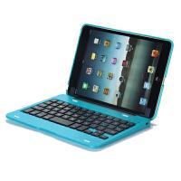 ikodoo爱酷多 苹果平板iPad mini3 mini2时尚铝合金无线蓝牙键盘 iPad mini可拆卸笔记本型键盘 ipadmini2保护套 ipad迷你2保护壳 ipadmini3保护套 ipad mini2保护套【买就送ipad mini贴膜】
