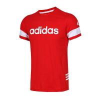 ADIDAS阿迪达斯 男子运动休闲短袖T恤 AP6500