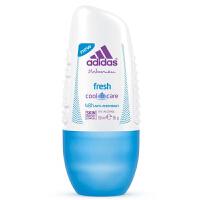阿迪达斯(Adidas) 女士走珠香水香体止汗露液滚珠清凉感觉50ml 5589
