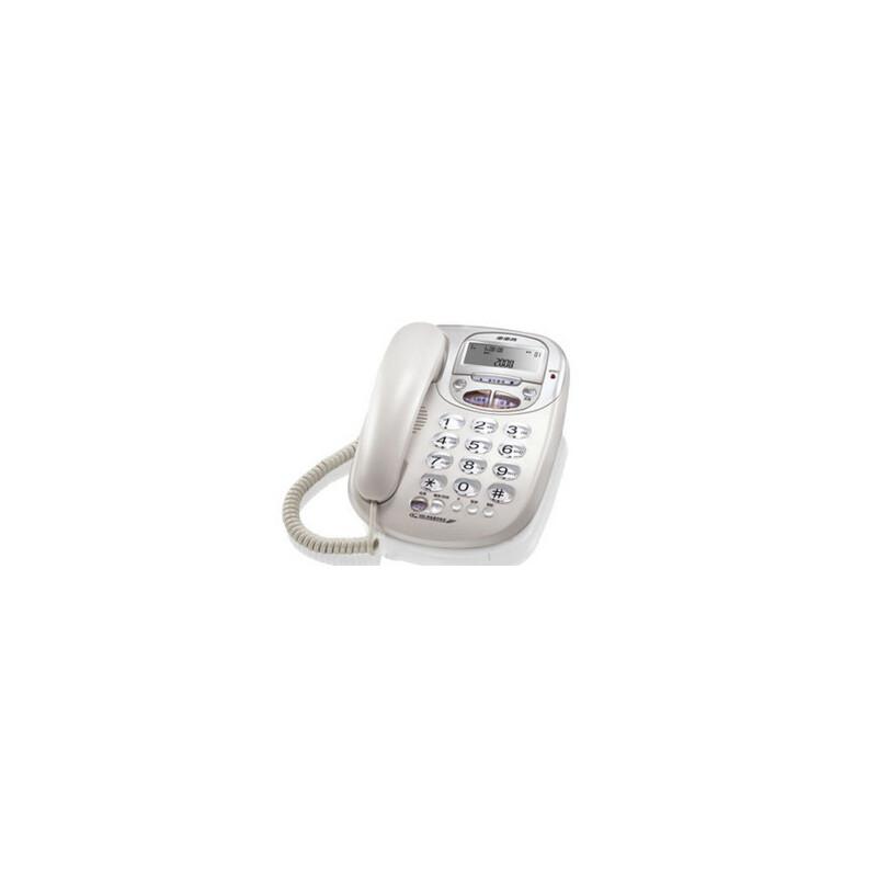 步步高hcd007(6033)tsdl 步步高hcd6033来电显示有绳电话