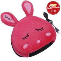 春笑牌 USB暖手鼠标垫/USB鼠标垫-LOVE兔