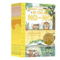 儿童英语听说绘本(附光盘及学习指南第2级共8册) 儿童英语绘本 英文绘本 儿童绘本故事书 图画书 儿童书籍3-6-7-10岁婴幼儿园书