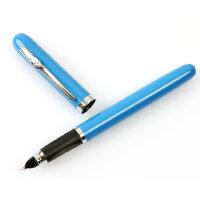 德国公爵963彩虹硬笔书法钢笔 特细财务钢笔 学生练字礼品笔
