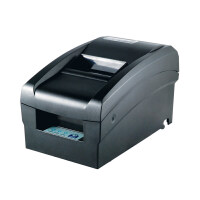 佳博打印机 GP-7645IC 自动切刀 针式票据打印机 76mm小票打印机 POS打印机 双联/三联打印